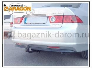 Фаркоп Aragon на Honda Accord арт. E2402BA