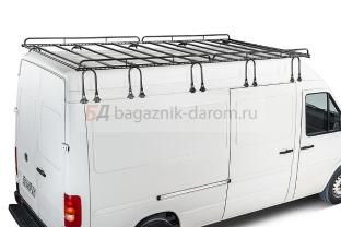 Корзина CRUZ Roof Rack N17-120 для Fiat Doblo до 2010г.